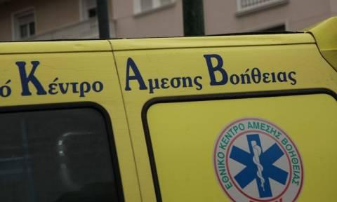 Σοκ στην Πάτρα: Έπεσε στο κενό από κτήριο