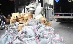 Προφυλακίστηκαν οι Έλληνες που πέρασαν 1,5 τόνο κοκαΐνη στη Γαλλία