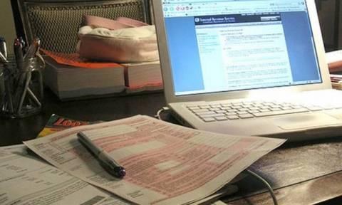 Φορολογικές δηλώσεις: Την Τετάρτη ανακοινώνεται παράταση της ημερομηνίας υποβολής