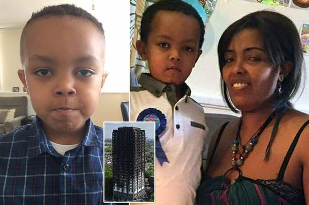 Θρήνος για τον 5χρονο Άιζακ: Το μικρότερο σε ηλικία θύμα της φονικής πυρκαγιάς στο Λονδίνο