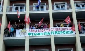 Συνεχίζεται η απεργία της ΠΟΕ-ΟΤΑ - Χάος με τα σκουπίδια στους δρόμους