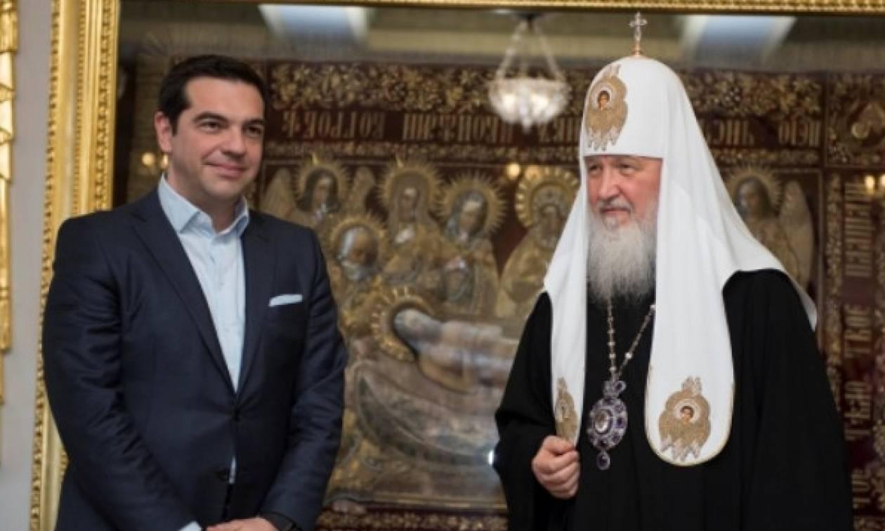 Έξαλλοι οι Ρώσοι με τον Τσίπρα: Αντιμάχεται με μένος την ορθοδοξία και τις παραδόσεις