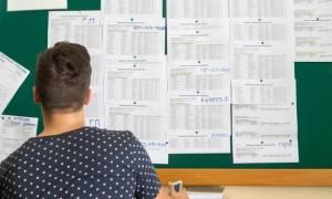 Πανελλήνιες 2017: Την Παρασκευή οι βαθμολογίες των υποψηφίων - Τα τελευταία στοιχεία για τις βάσεις