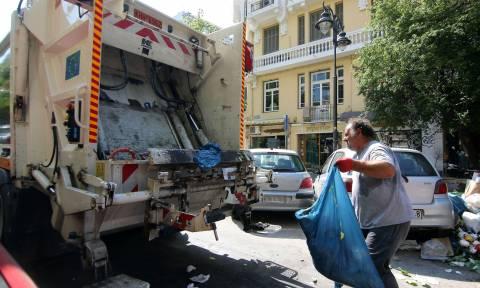 Θεσσαλονίκη: Από ιδιωτική εταιρεία η αποκομιδή των σκουπιδιών