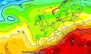 Ο Καιρός τώρα: Μετεωρολογικές προγνώσεις και δελτία καιρού για την Ελλάδα και τον καύσωνα