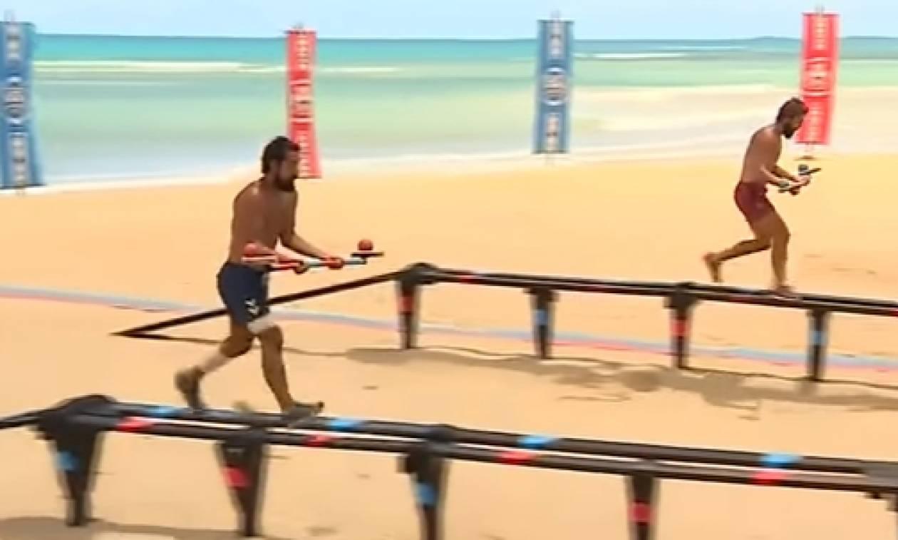 Survivor: Αυτό είναι το αγώνισμα που θα κρίνει την αποψινή ασυλία (video)