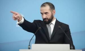 Σκουπίδια απεργία - Τζανακόπουλος: Η ΝΔ πίσω από τη συνέχιση των κινητοποιήσεων