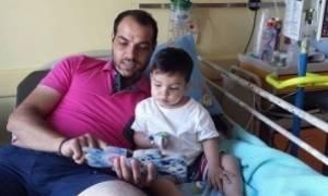 Ένα αγοράκι 2 ετών από το Γεράκι χρειάζεται αίμα!