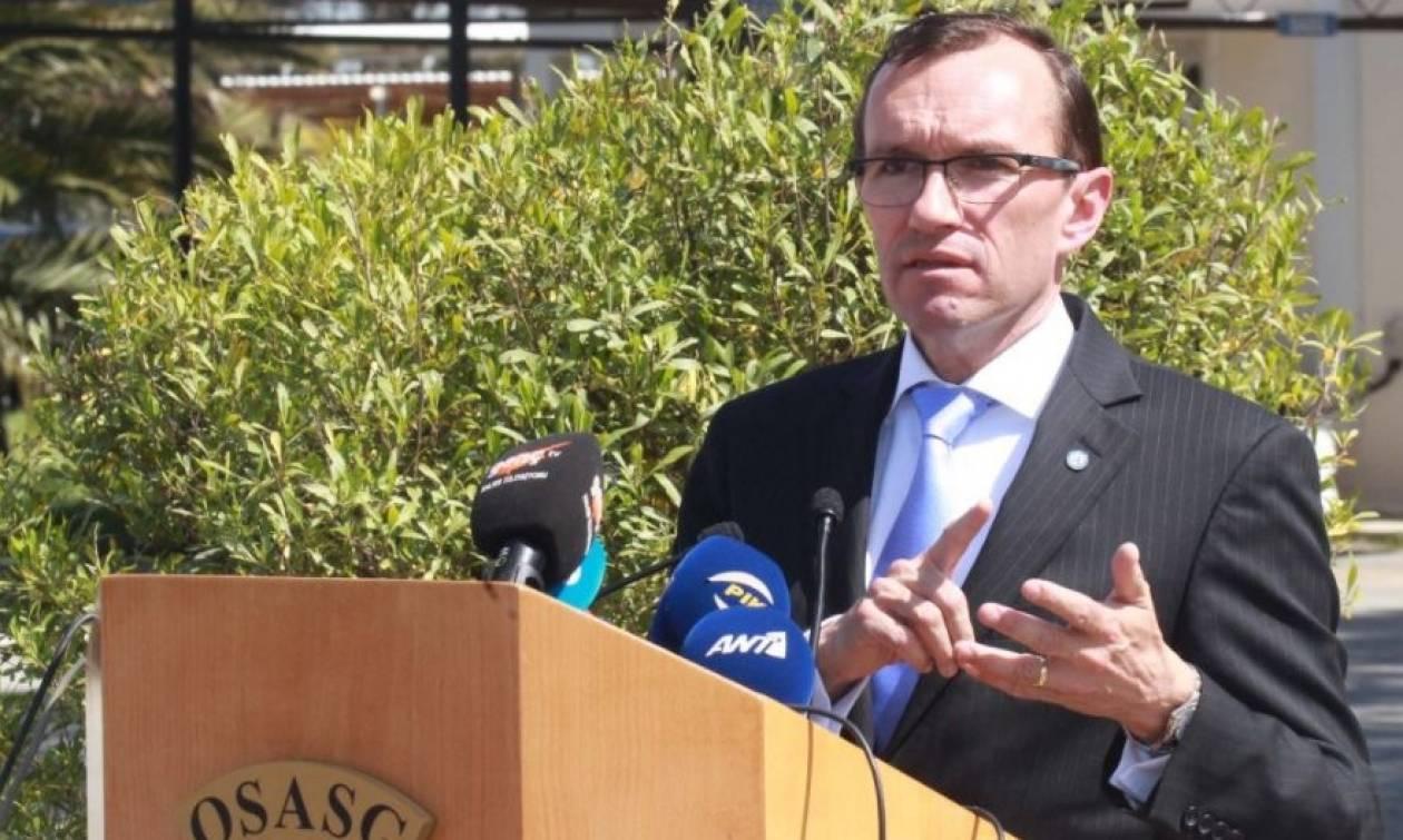 ΟΗΕ για Κυπριακό: Έγινε «καλή αρχή» στην Ελβετία