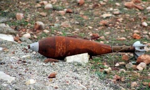 Συναγερμός στη Λάρισα: Βλήματα όλμων εντοπίστηκαν σε περιοχή του Κισσάβου