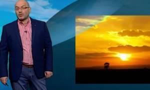 Καιρός: Η προειδοποίηση του Σάκη Αρναούτογλου για ισχυρό Λίβα την Πέμπτη (video)