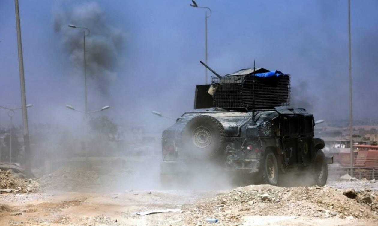 Ιράκ: «Έπεσε το χαλιφάτο του Ισλαμικού Κράτους» ανακοίνωσε ο ιρακινός στρατός