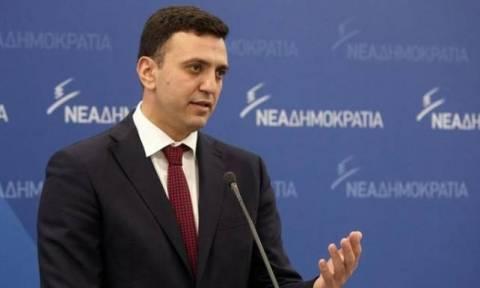 Κικίλιας: Η ΝΔ καταθέτει ερώτηση για τις συνομιλίες Καμμένου με ποινικό κρατούμενο