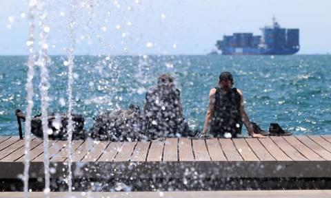 Θεσσαλονίκη: Σε επιφυλακή για τον καύσωνα αλλά και το φόβο πυρκαγιών