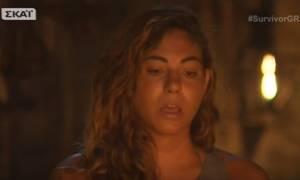 Survivor: Το μήνυμα της Βαλαβάνη για την επιστροφή της στην Ελλάδα