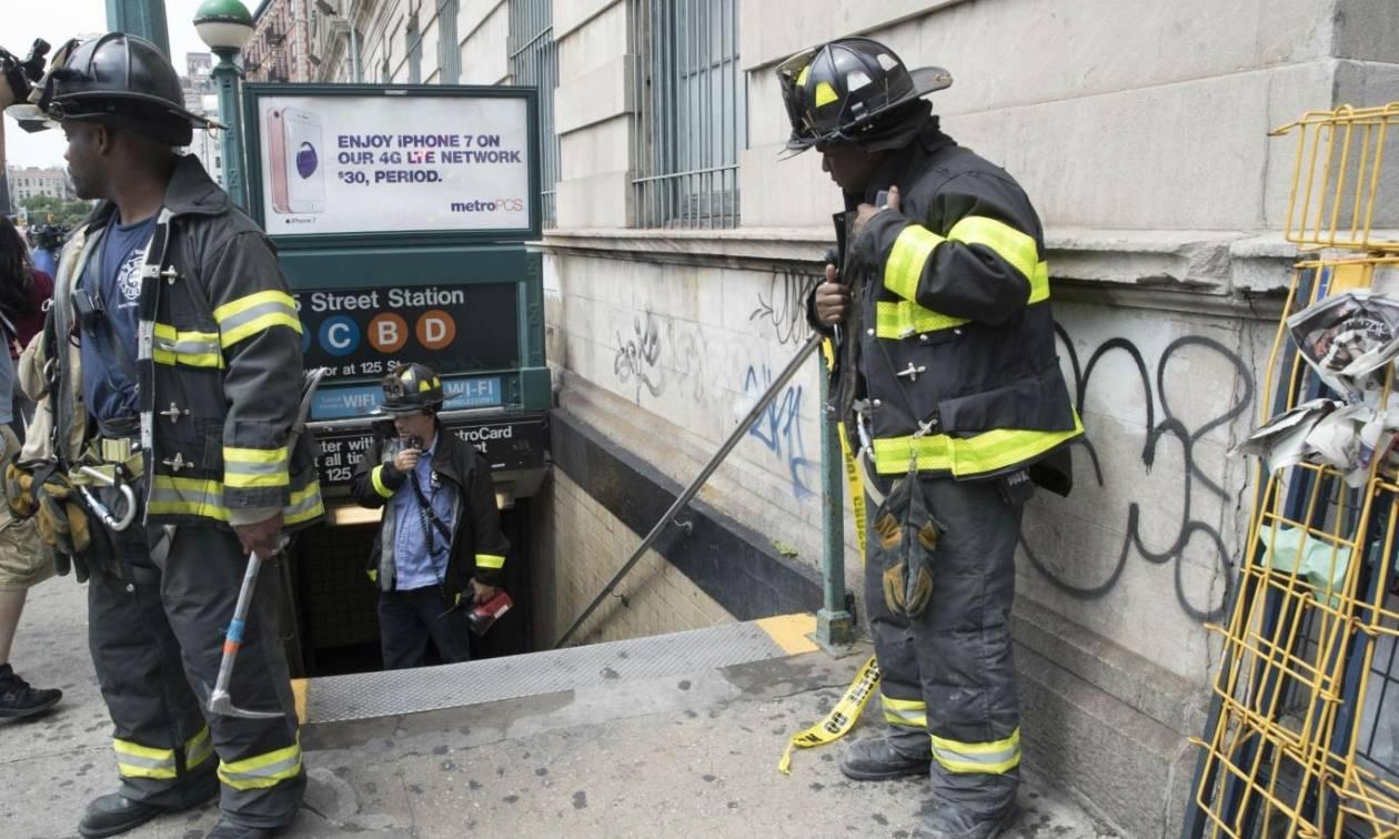 ΗΠΑ: Σε κατάσταση έκτακτης ανάγκης το μετρό της Νέας Υόρκης