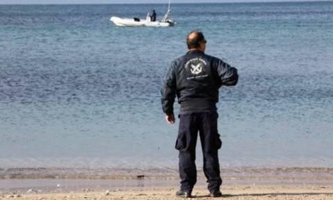 Πνιγμός ηλικιωμένου στην παραλία του Σχινιά