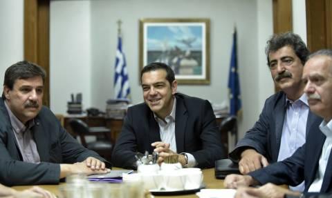 Το κυβερνητικό έργο στην Υγεία παρουσίασε ο Αλέξης Τσίπρας – Πλήρης στήριξη σε Πολάκη