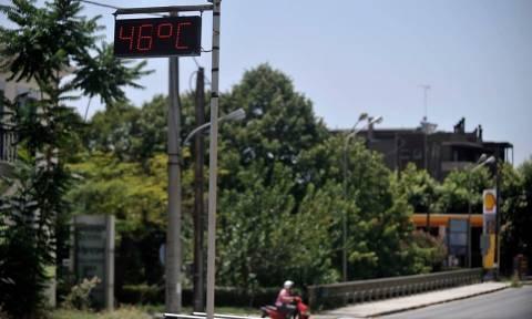 Καιρός – καύσωνας: «Φούρνος» όλη η Ελλάδα - Άγγιξε τους 45 ο υδράργυρος