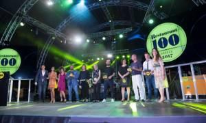 Restaurant 100 Awards Ceremony - και οι 100 είναι υπέροχοι…