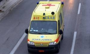 Τραγωδία στην Χαλκιδική: Νεκρός οδηγός σε τροχαίο - Πήρε φωτιά το Ι.Χ. (pics&vid)