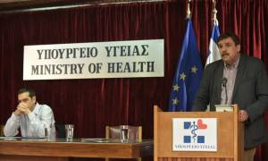 Ξανθός: Εξετάσεις και φάρμακα για 528.000 ανασφάλιστους στο πρώτο 5μηνο του 2017