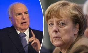 Γερμανία: H Μέρκελ αγνοεί τη χήρα του Χέλμουτ Κολ - Το παρασκήνιο της κηδείας
