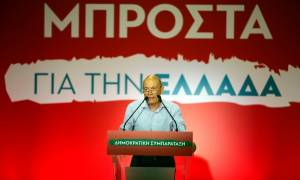 Συνέδριο Δημοκρατικής Συμπαράταξης – Σημίτης: Να ενώσουμε όλες τις δυνάμεις που θέλουν προοπτική