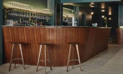 Ένα μπαρ στο Ελσίνκι ή μήπως στο Μιλάνο του '70;