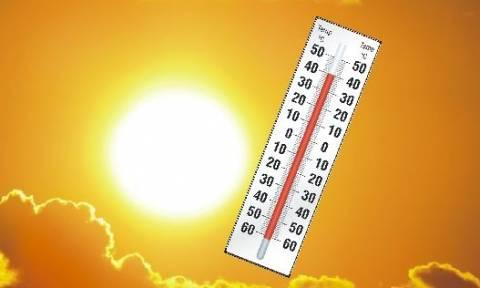 Καύσωνας – Ώρα 14:30: Αυτές είναι οι περιοχές με την υψηλότερη θερμοκρασία