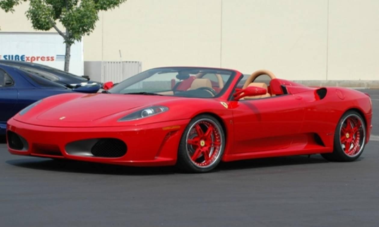 Ποιο χρώμα απαγορεύει η Ferrari στα αυτοκίνητά της;