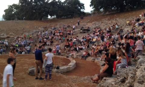 Σπουδαίες παραστάσεις στο Φεστιβάλ Αρχαίου Θεάτρου Οινιαδών