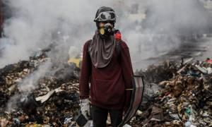 Χάος στη Βενεζουέλα: Τουλάχιστον 89 νεκροί διαδηλωτές (Pics+Vid)