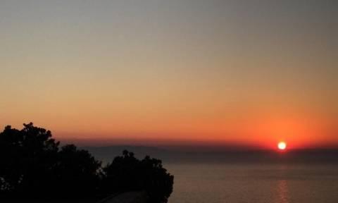 Ποιος σούπερ σταρ «έκλεισε»τις διακοπές του στην Ελλάδα με μια υπέροχη φωτογραφία;