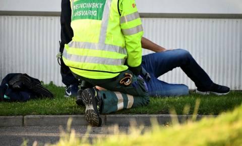 Σουηδία: Τρεις τραυματίες από πυροβολισμούς στο Μάλμε (pics+vid)