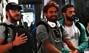 Survivor: Επέστρεψαν Ελλάδα όλοι οι παίκτες - Έγινε ο κακός χαμός στο αεροδρόμιο (video)