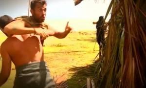 Survivor: ΣΟΚ με Χανταμπάκη - Αποκάλυψε το εξωπραγματικό ποσοστό με το οποίο αποχώρησε!