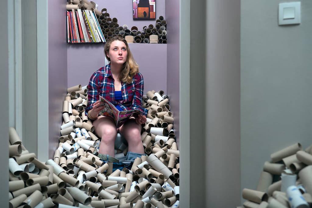 Viral: Δείτε τι θα συνέβαινε αν σταματούσατε να ανακυκλώνετε για τέσσερα χρόνια (Pics)