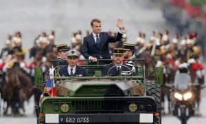 Γαλλία: Συνελήφθη 23χρονος που ήθελε να σκοτώσει τον Μακρόν
