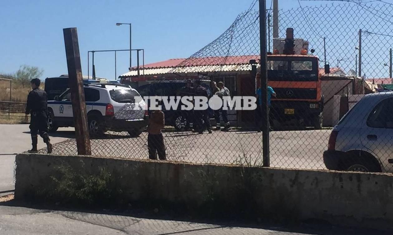 Όπλα, σφαίρες, ναρκωτικά: Μεγάλη επιχείρηση της ΕΛΑΣ στο «γκέτο» του Μενιδίου