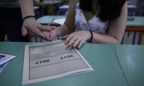 Πανελλήνιες 2017: Ανακοινώθηκαν τα στατιστικά που καθορίζουν τις βάσεις