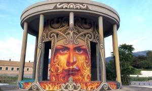 Δείτε το γκράφιτι για το οποίο μιλάει όλη η Αθήνα!