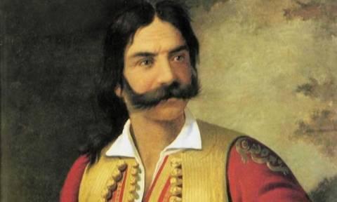 Σαν σήμερα το 1822 πέφτει ηρωικά μαχόμενος ο οπλαρχηγός Κυριάκος Μαυρομιχάλης