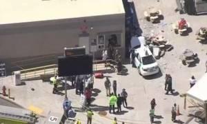 Συναγερμός στις ΗΠΑ: Αυτοκίνητο «θέρισε» πεζούς κοντά στο αεροδρόμιο της Βοστώνης (pics+vid)