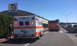 ΗΠΑ: Άνδρας προσπάθησε να κλέψει ελικόπτερο - Έπεσε νεκρός από αστυνομικά πυρά