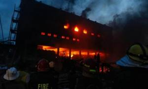 Μπαγκλαντές: Τραγωδία σε εργοστάσιο ρούχων - Εννέα νεκροί και 50 τραυματίες