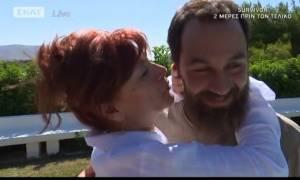 Survivor: Η συγκινητική στιγμή που ο Αναγνωστόπουλος συνάντησε την οικογένεια του