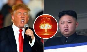 Άστραψε και βρόντηξε ο Τραμπ: Να τελειώνει αυτή η ανοησία με τη Βόρεια Κορέα μια για πάντα