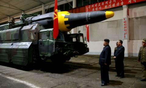 Τρόμος στην Ιαπωνία: Ο πύραυλος που εκτόξευσε η Βόρεια Κορέα ξεπέρασε το ύψος των 2.500 χιλιομέτρων