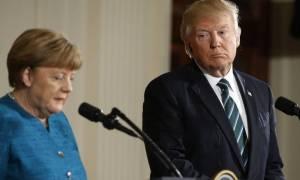 Ο Ντόναλντ Τραμπ θέλει να βοηθήσει την Άνγκελα Μέρκελ